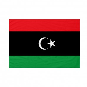 Bandiera Libia 100x150 cm da pennone