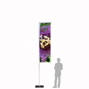 Bandiera Personalizzata per Storm Rectangular 3.6 in poliestere nautico