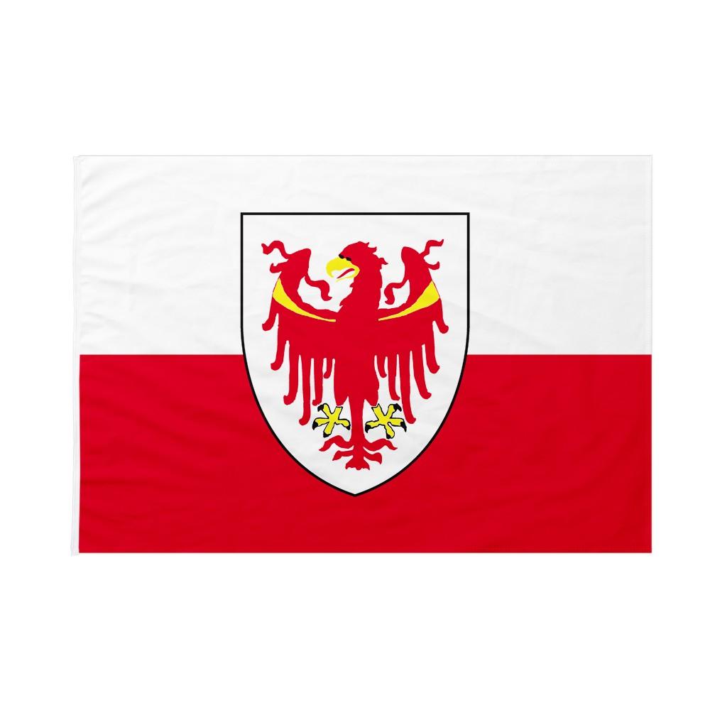 bandiera provincia autonoma di bolzano professionale 100x150 cm da bastone. Black Bedroom Furniture Sets. Home Design Ideas