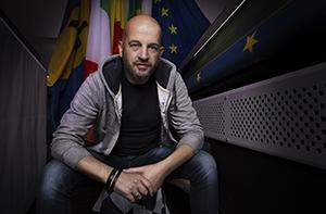 Matteo Festorazzi - CEO Kezers e anima di Italiana Bandiere