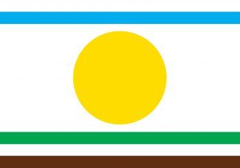 La storia di un padre, di un figlio e della loro bandiera