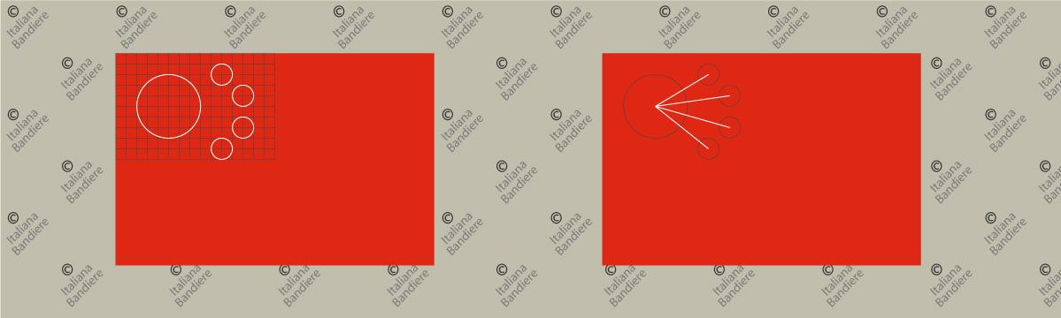 Bandiera Cina Costruzione 02